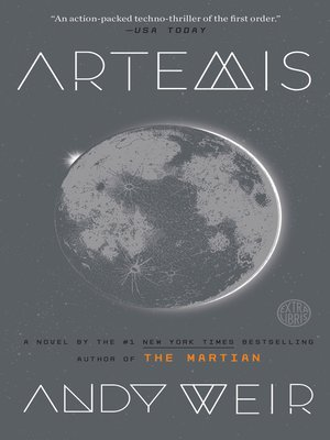 cover image of Artemis