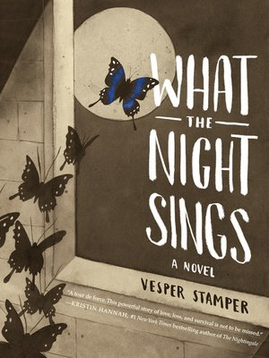 cover image of What the Night Sings