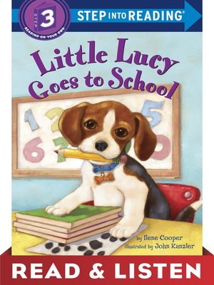 cover image of Little Lucy Goes to School