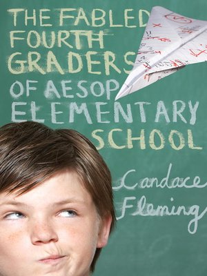 cover image of The Fabled Fourth Graders of Aesop Elementary School