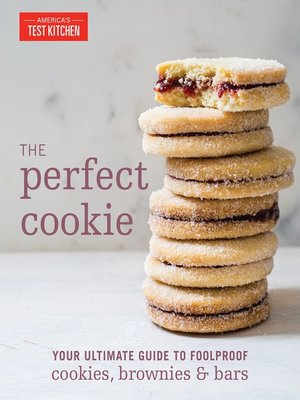 cover image of The Perfect Cookie