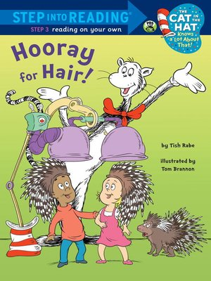 cover image of Hooray for Hair!