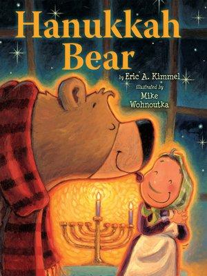 cover image of Hanukkah Bear