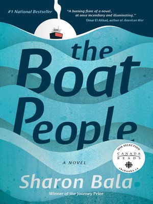 cover image of The Boat People