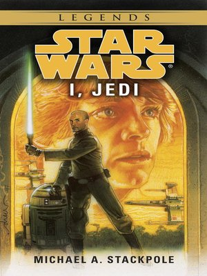 cover image of I, Jedi
