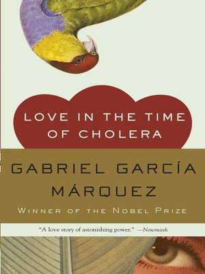 cover image of Love in the Time of Cholera