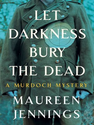 cover image of Let Darkness Bury the Dead