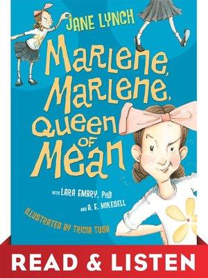 cover image of Marlene, Marlene, Queen of Mean