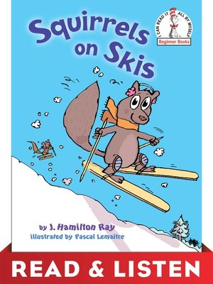 cover image of Squirrels on Skis