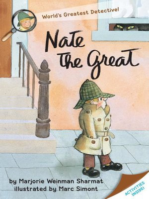 cover image of Nate the Great