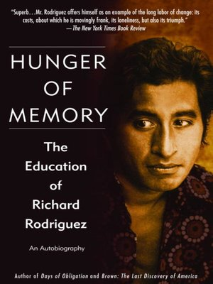 cover image of Hunger of Memory