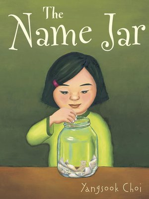 cover image of The Name Jar