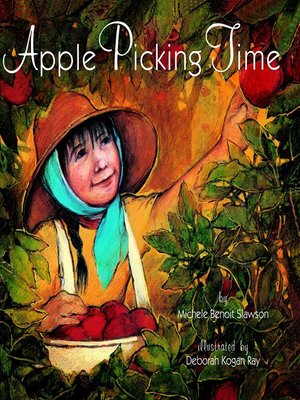 cover image of Apple Picking Time