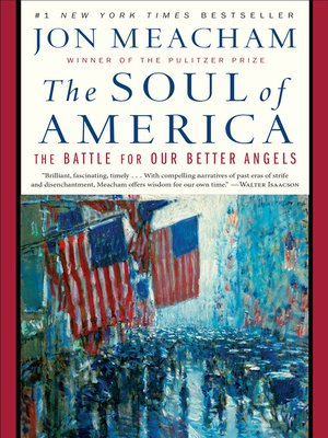 cover image of The Soul of America