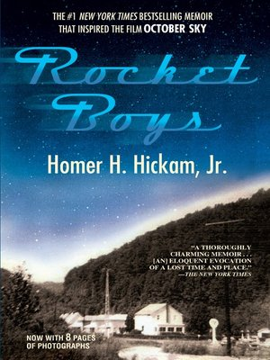 cover image of Rocket Boys