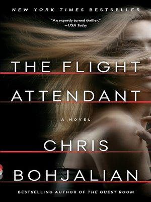 cover image of The Flight Attendant