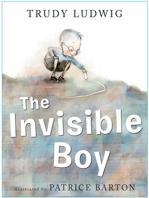 cover image of The Invisible Boy