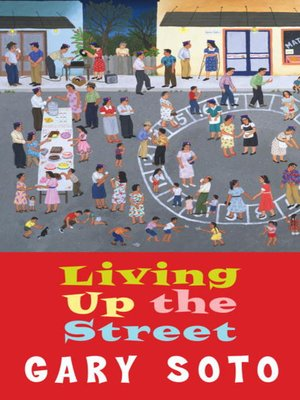 cover image of Living Up the Street