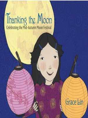 cover image of Thanking the Moon