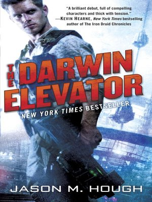 cover image of The Darwin Elevator
