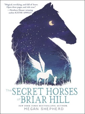 cover image of The Secret Horses of Briar Hill
