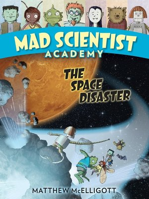 cover image of The Space Disaster