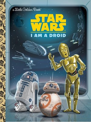 cover image of I Am a Droid