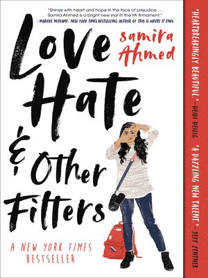 cover image of Love, Hate and Other Filters