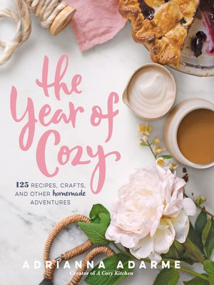 cover image of The Year of Cozy