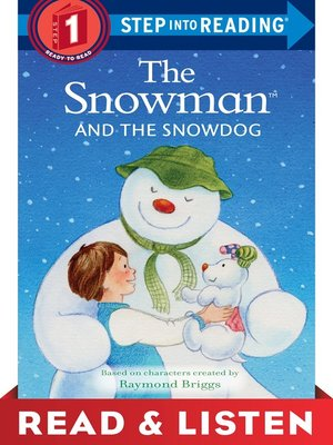 cover image of The Snowman and the Snowdog