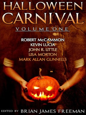 cover image of Halloween Carnival Volume 1
