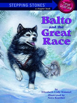 cover image of Balto and the Great Race