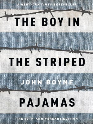 cover image of The Boy in the Striped Pajamas