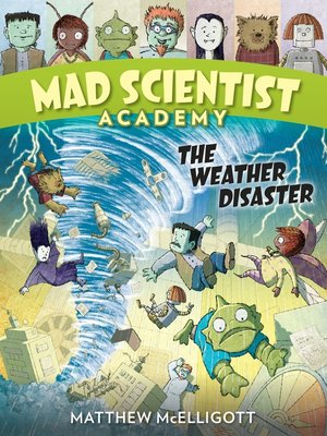 cover image of The Weather Disaster