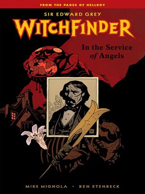 cover image of Witchfinder, Volume 1