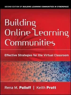 cover image of Building Online Learning Communities
