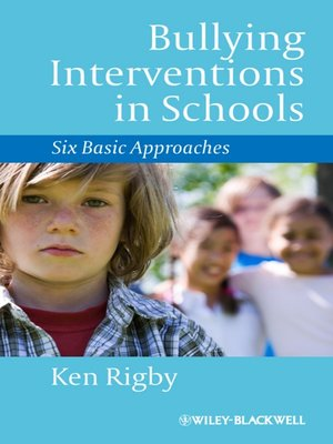 cover image of Bullying Interventions in Schools