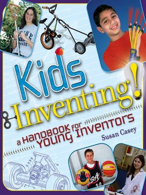 cover image of Kids Inventing!