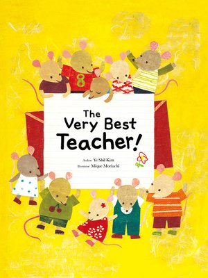 cover image of The Very Best Teacher