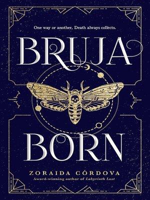 cover image of Bruja Born