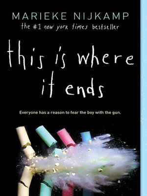 cover image of This Is Where It Ends