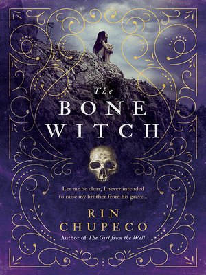 cover image of The Bone Witch