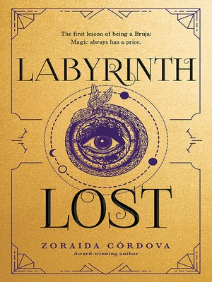 cover image of Labyrinth Lost
