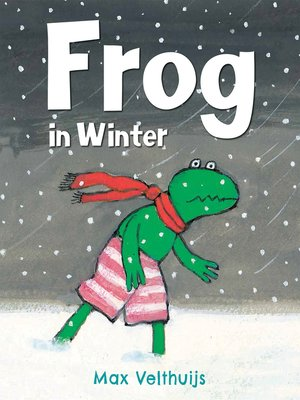 cover image of Frog in Winter