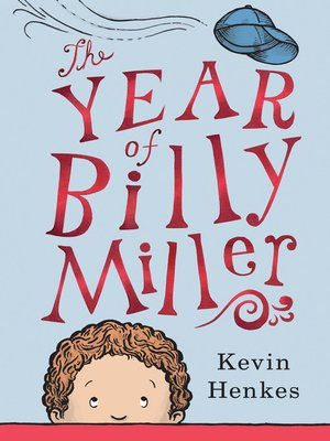 cover image of The Year of Billy Miller