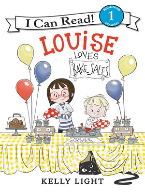 cover image of Louise Loves Bake Sales