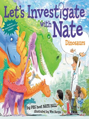 cover image of Let's Investigate with Nate #3