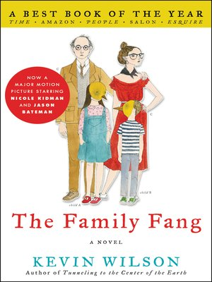 cover image of The Family Fang