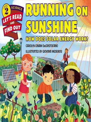 cover image of Running on Sunshine