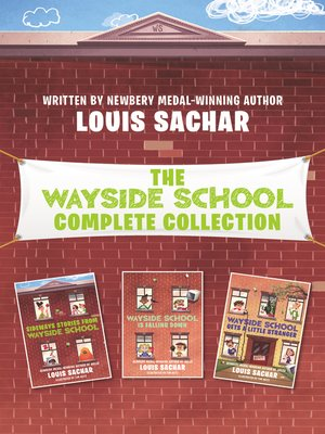 cover image of The Wayside School Series